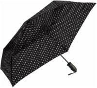 ShedRain Windjammer® Automatic Vented Compact Umbrella - Prom Dress