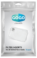 GoGo Filter Inserts 10 Pack