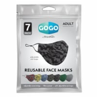 GoGo Adult Men's Face Mask