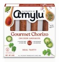 Sausage by AMYLU Chicken Chorizo Antibiotic Free Gourmet Sausage