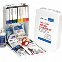 First Aid Only Vehicle First Aid Kit 94 count - Case Of: 1; Each Pack Qty: 94; Total Items - Count of: 1