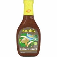 Annie's Shiitake Sesame Vinaigrette Dressing