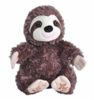 Wild Republic Sing & Play Sloth Plush