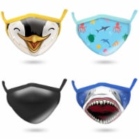 Wild Republic Aquatic Kids' Face Masks - Assorted