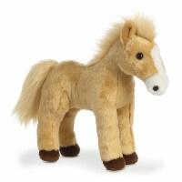 "Cheyenne Horse 12"" - Stuffed Animal by Aurora Plush - 02452"