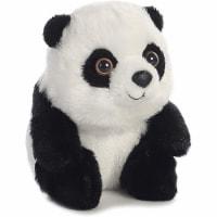"Aurora 5"" Plush Stuffed Animal - Lin Lin Panda - 1"