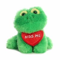 "Luv Bits 4"" Stuffed Animal, Frog"