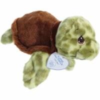 Flipper 8.5 inch - Sea Turtle Stuffed Animal by Precious Moments