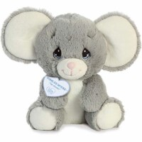 """Precious Moments 8.5"""" Nibbles Mouse Stuffed Animal - 1"""
