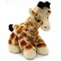 """Aurora World Mini Flopsie Gigi Giraffe Plush, 8"""""""