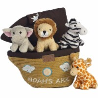 Noah's Ark Plush Playset for Baby by Aurora - 20808