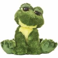 Fantabulous the Dreamy Eyed Frog Stuffed Animal by Aurora - 1