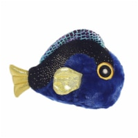 Tangee the Blue Tang Stuffed Animal by Aurora Stuffed Animal - 1