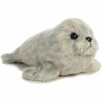 "Harbor Seal Mini Flopsie 8"" by Aurora"