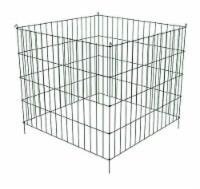 Panacea Steel Compost Bin 25 cu. ft. - Case Of: 1; - Count of: 1