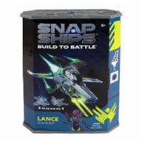 Snap Ships Lance SV-51 Scout Building Toy