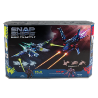 Snap Ships Wasp / Falx Battle Set Building Toy