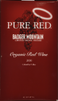 Badger Mountain Pure Red Wine