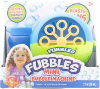 Little Kids Fubbles Mini Bubble Machine - Assorted