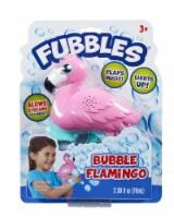 Fubbles Bubble Flamingo