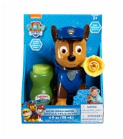 Paw Patrol Chase Action Bubble Blower & Bubble Mix