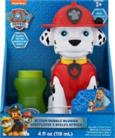 Paw Patrol Marshall Action Bubble Blower & Bubble Mix