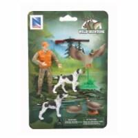 Wild Hunting Duck Action Figures