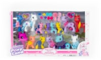Gigo Wonder Pony Land Unicorn Mega Set