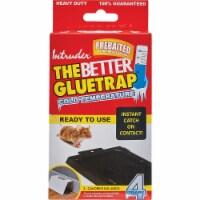 Intruder The Better Glue Trap Cold Temperature Mouse Trap (4-Pack) 17505 - 1