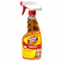 Goof Off Adhesive Gunk Remover Gel - 16 fl oz