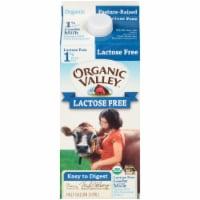 Organic Valley Lactose Free 1% Lowfat Milk