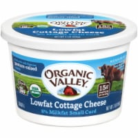 Organic Valley 2% Small Curd Lowfat Cottage Cheese