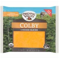 Organic Valley American Cheese Singles