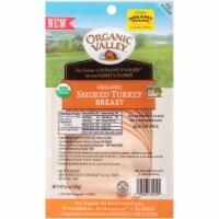 Organic Prairie Sliced Smoked Turkey Breast - 6 Oz