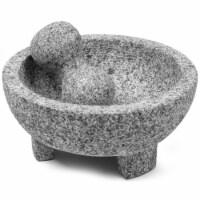 IMUSA Granite Molcajete - 2 Piece - Gray