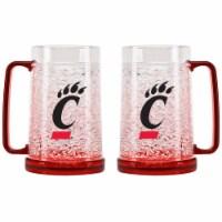Univ Of Cincinnati Freezer Crystal Mug