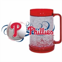 Hunter Philadelphia Phillies 16 oz. Crystal Freezer Mug