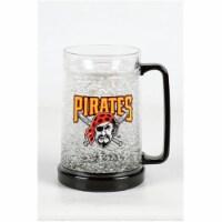 DUCK HOUSE CMBBPIT 16oz Crystal Freezer Mug - Pittsburgh Pirates - 1