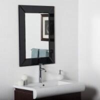 Decor Wonderland SSM4DB Infinity Wall Mirror - 1