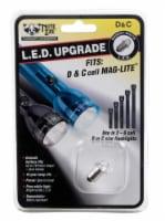 Nite Ize LED Upgrade LED Flashlight Bulb Flanged Base - Case Of: 1; Each Pack Qty: 1; - Count of: 1
