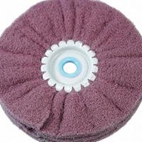 Fein Sanding Fleece w/Ruffles,6 In,For 10F050  63723021013 - 1