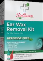 Similasan Ear Wax Removal Kit - 0.33 fl oz