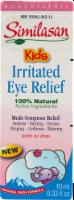 Similasan Homeopathic Kids Irritated Eye Relief Eye Drops
