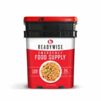 ReadyWise 01-120 ReadyWise Entree only Grab and Go Bucket 120 Servings - 1