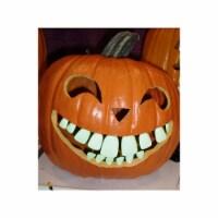 Pumpkin Teeth 48125 Pumpkin Teeth White Buck- Pack of 48 - 48