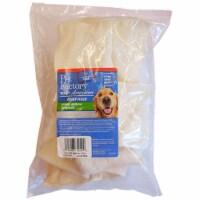 Pet Factory 79049 6 oz. Rawhide Chips Dog Treat - 1