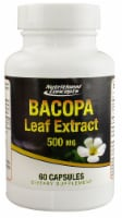 Nutritional Concepts Bacopa Leaf Extract 500 mg - 60 ct