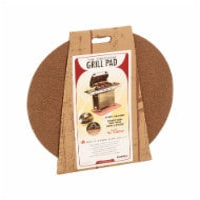 DiversiTech Grill Pad Fiber Cement 30 W x 30 L - Case Of: 5; - Case of: 5