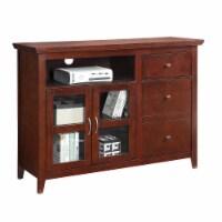 Convenience Concepts Designs2Go Highlander 50  TV Stand in Espresso - 1