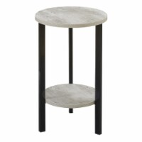 Convenience Concepts 111254 Graystone Plant Stand, 24 in.